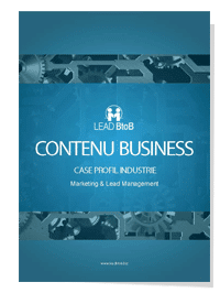 CONTENU BUSINESS CASE PROFIL INDUSTRIE
